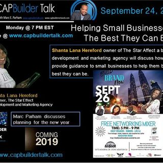 CAPBuilder Talk - Helping Small Businesses Be The Best They Can Be