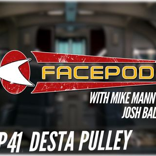 Episode 041 - Desta Pulley is the true Lord of the Dance.
