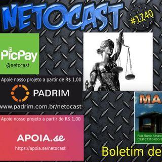 NETOCAST 1240 DE 13/01/2020 - BOLETIM DE DIREITO