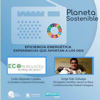 Cómo contribuye la eficiencia energética a los ODS