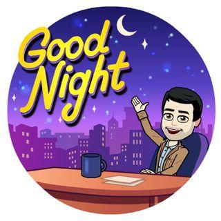 Chamada Estreia PROGRAMA GOOD NIGHT