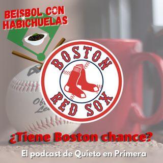 #BEISBOL #MLB #EN VIVO BOSTON. La clave será su pitcheo