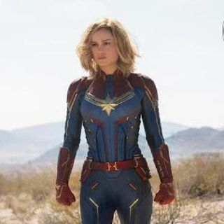Captain Marvel! Captain Marvel!