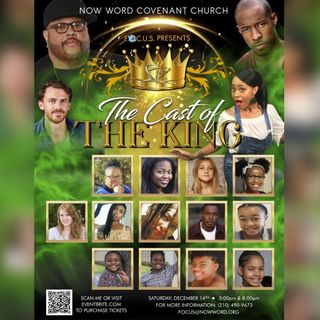 Danielle Gulley Talks 'The King' Christmas Play Coming 12-14-19 at the Judson Performing Arts Center!