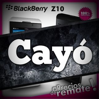 Cayó Blackberry