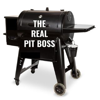 The Real Pit Boss