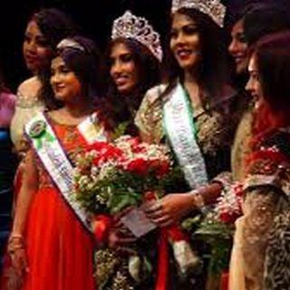 Ecco a noi Miss Bangladesh 2018
