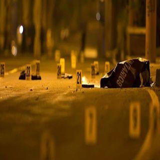Entre octubre y noviembre de este año se registró el menor número de homicidios dolosos en el país