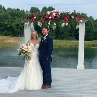 Wedding of Cole Philpot & Morgan Alexandria Mills