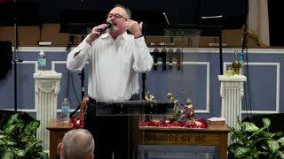 Consistency - 12 5 19 Pastor Joe Myers