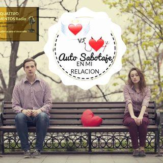 Autosaboteaje en las relaciones de pareja