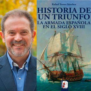 BlitzoCast 096 - Entrevista sobre el libro Historia de un triunfo. La Armada española en el siglo XVIII