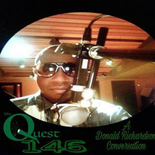 The Quest 146.  A Donald Richardson Conversation