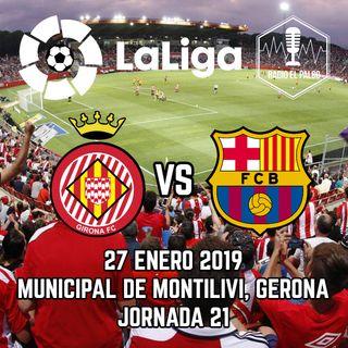 Girona vs Barcelona en VIVO