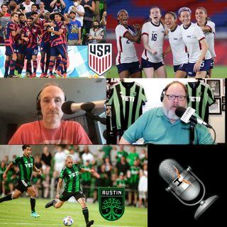 Mark Turner on US Soccer and Austin FC Jul 30 2021