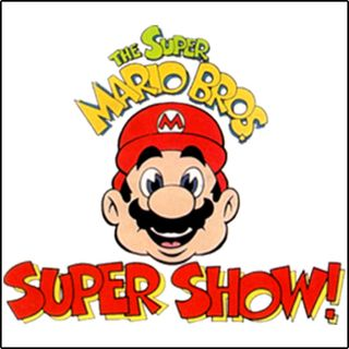"RADIO GIAFFY - 16/07/18 ""The Super Mario Bros. Super Show!"""