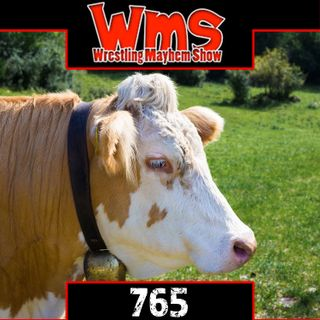 Wrestling in a Field with Cows | Wrestling Mayhem Show 765