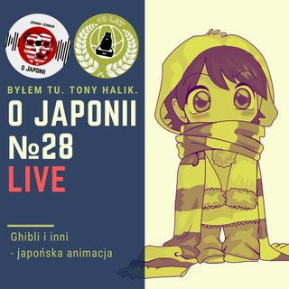 LIVE: Ghibli i inni - japońska animacja
