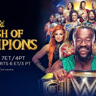 LOPR Aftershock: WWE Clash of Champions
