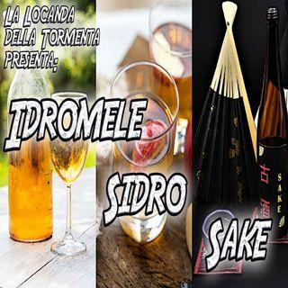 Podcast Storia - Idromele-Sidro-Sake