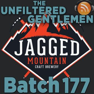 Batch177: Jagged Mountain Brewery's Alyssa Thorpe