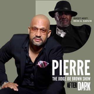 REXX A. GARVIN (The Funk Prophet) INTERVIEWS Comedian, PIERRE / Pays Tribute to Eric Sanders, Spanish Peaches & GrandMixer DXT