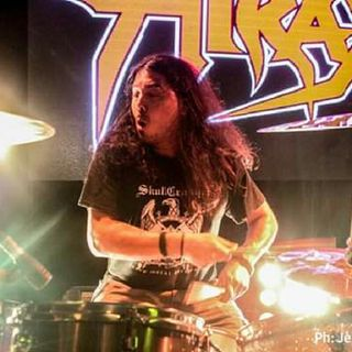 Interview with Hirax/Fratricide drummer Mike Vega