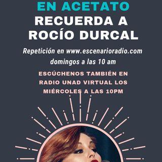 Rocío Dúrcal, la más mexicana de las españolas