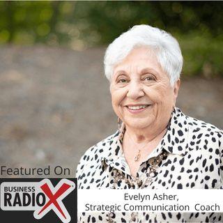 Evelyn Asher, Strategic Communication Coach