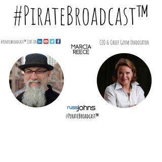 Catch Marcia Reece on the PirateBroadcast™