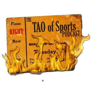 Tao of Sports Ep. 48 - BJ Pickard (Communications Director, Arena League Footbal