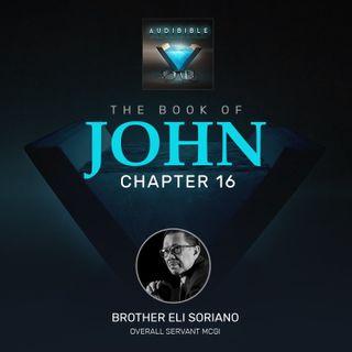 John Chapter 16