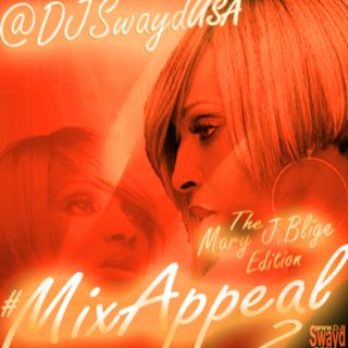 ALL #MaryJBlige mix by @DJSwaydUSA