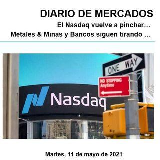 DIARIO DE MERCADOS Martes 11 Mayo