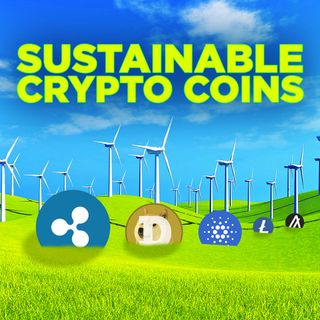 101. Top Sustainable Crypto Coins | Lowest in Energy Consumption