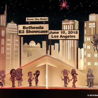 E3 2018:  Video Games 2 the MAX:  Bethesda E3 Showcase Review