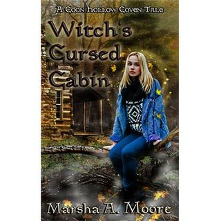 Marsha A. Moore Returns as My Guest Author on October 24th