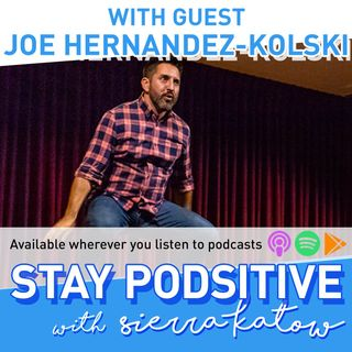Mixed Identity + Self Expression w/ Joe Hernandez-Kolski (Gilmore Girls)