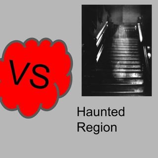 Episode 49 - MEO Mystery Madness - Paranormal Region