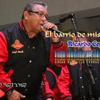 El Barrio de mis andanzas (my cover)