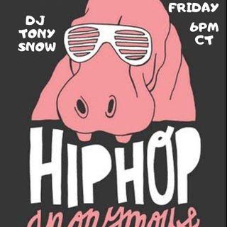 Episode 2 - Hip Hop Anonymous - 10/18/19