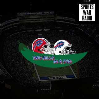 Two Bills In a Pod: Sweep Up the Pats!