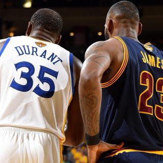 This is Lebron fault for this era of NBA Superteams