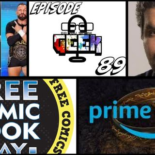 Episode 89 (NXT Releases, Stranger Things Free Comic Book Day, and more)