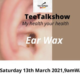 Ear Wax Episode 115 - Sanusi Rebecca's podcast
