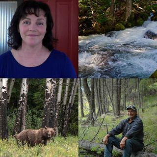 Jennifer Houghton and Stan Swinarchuk in Grand Forks