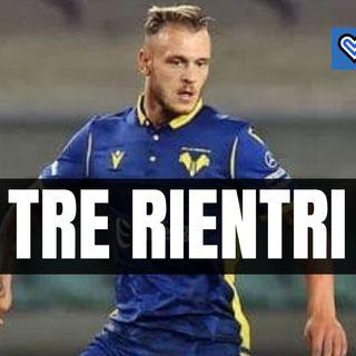Calciomercato Inter, tre giovani pronti al rientro: i nomi e il piano