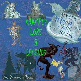 Krampus Legends & Lore