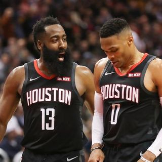 Episode 15 - James Harden Deserves More Pressure To Win A Ring Not MVPs