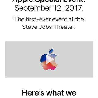Apple Keynote 12/09
